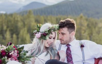 Check Out This Feature, A Stunning rococo BRIDE Gown… In Calgary Bride!