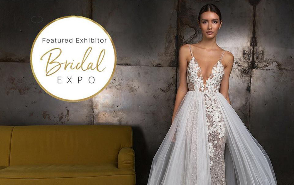 rococo BRIDES Opens the Fashion Show at Bridal Expo 2018!