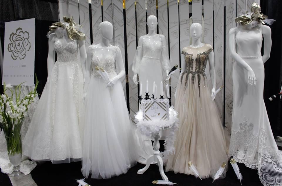 r o c o c o BRIDES Graces Bridal Expo 2019